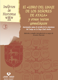 Linaje de los Ayala portada