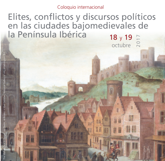 Élites, conflictos y discursos políticos. Portada