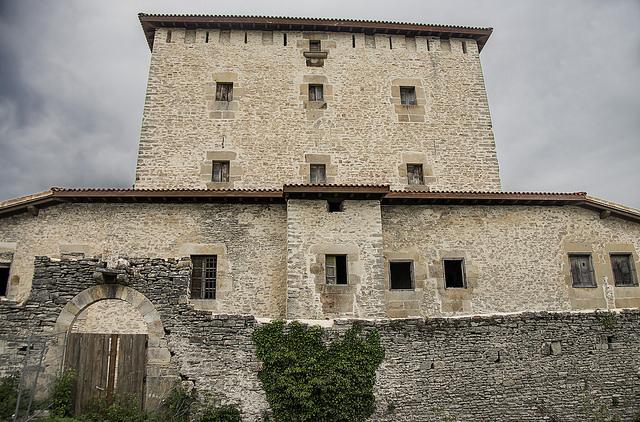 Casa torre de Los Hurtado de Mendoza