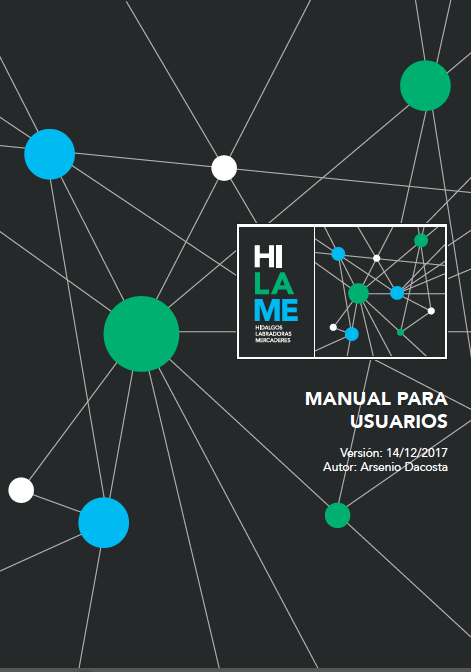 Manual para usuarios. Portada