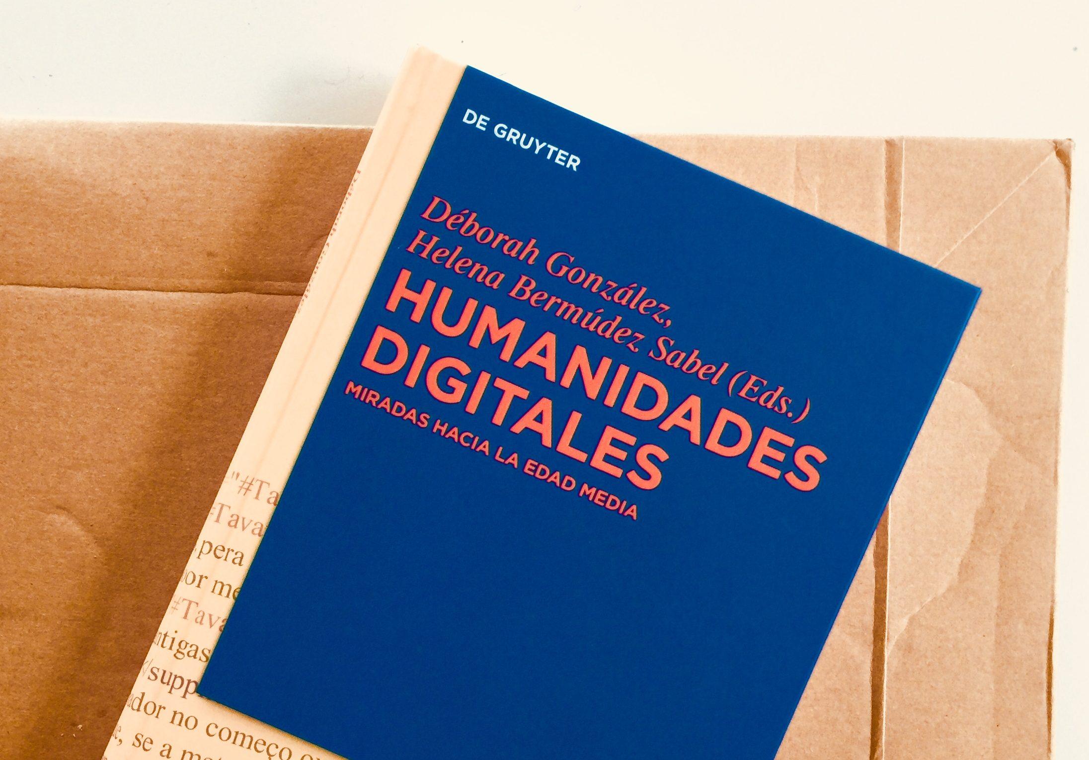 Humanidades Digitales De Gruyter